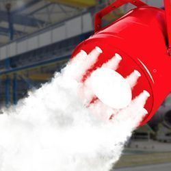 Аэрозольное пожаротушение