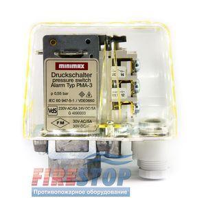 Реле сигнализатор давления Minimax PMA-3