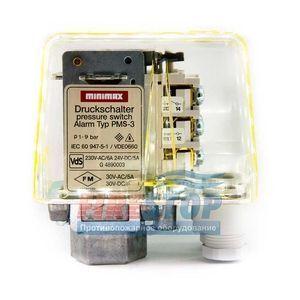Перемикач тиску Minimax PMS-3