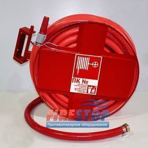 Кран-комплект пожежний ДУ-25 HW-25N-20; HW-25W-20